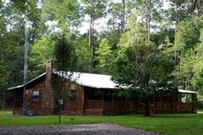 Cypress Bunkhouse Outside