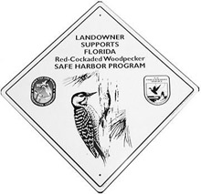 Safe Harbor Program Signage